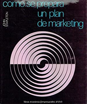 Como se prepara un plan de marketing.