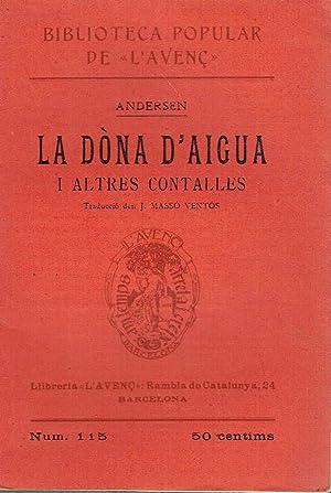 Una dona daigua (Clàssica) (Catalan Edition)