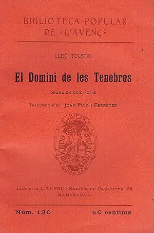 El domini de les tenebres.: Lleó Tolstoi.
