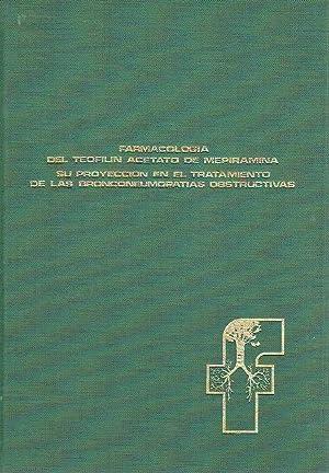 Farmacologia del Teofilin Acetato de Mepiramina. (Fluidasa). Su proyección en el tratamiento...