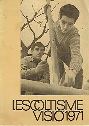 L'escoltisme: visió 1971.