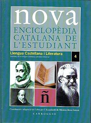Nova Enciclopèdia Catalana de l'Estudiant, vol. 4.: VV.AA.
