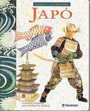 Japó. Activitats manuals per conèixer la història.: Andrew Haslam y