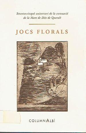 Jocs Florals. Setanta-cinquè aniversari de la coronació