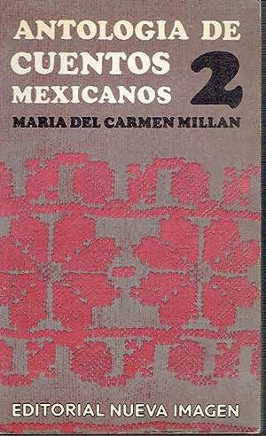 Antología de cuentos mexicanos, 2.: María del Carmen