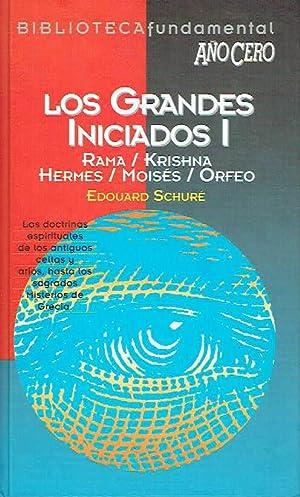 Los grandes iniciados, vol. I. Rama, Krishna,: Edouard Schuré.