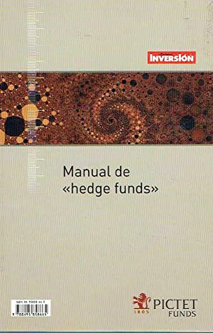 Manual de 'hedge funds'.