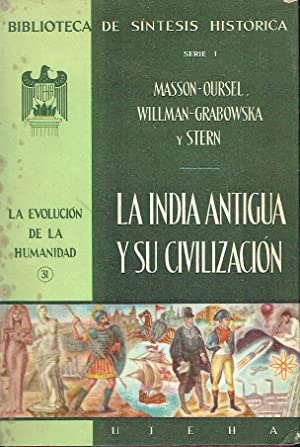 La India antigua y su civilización.