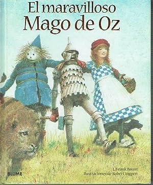 El maravilloso mago de Oz.: L. Frank Baum.