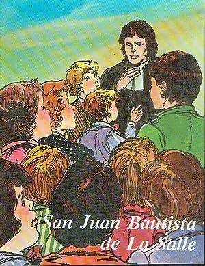 San Juan Bautista de La Salle.: Rafael María López-Melús.
