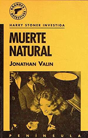 Muerte natural. Harry Stoner investiga.