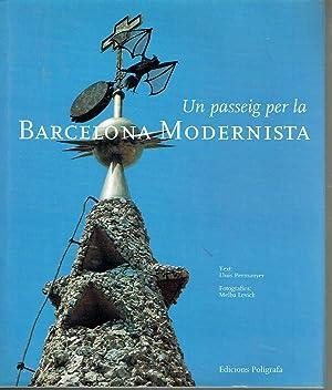 Un passeig per la Barcelona modernista.: Lluís Permanyer (texto)