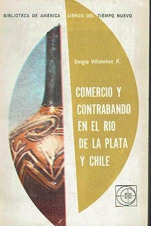 Comercio y contrabando en el Río de: Sergio Villalobos.