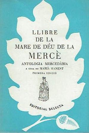 Llibre de la Mare de Déu de: Marià Manent (antòleg).