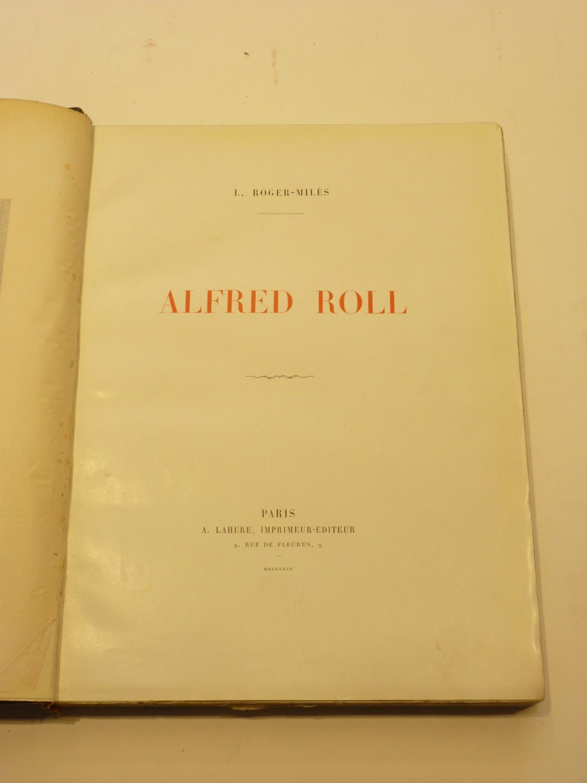 Alfred Roll Roger-Milés, L. Hardcover