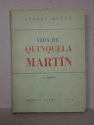 Vida de Quinquela Martin. Edición abreviada compuesta