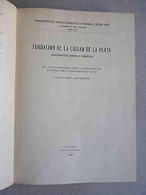 Fundación de la Ciudad de La Plata