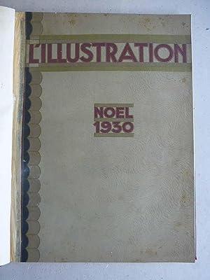 L'Illustration Noel 1930