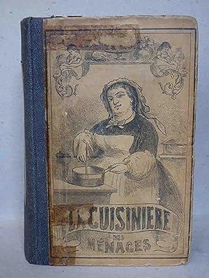 La cuisinière des ménages ou Manuel pratique: Blanquet, R.