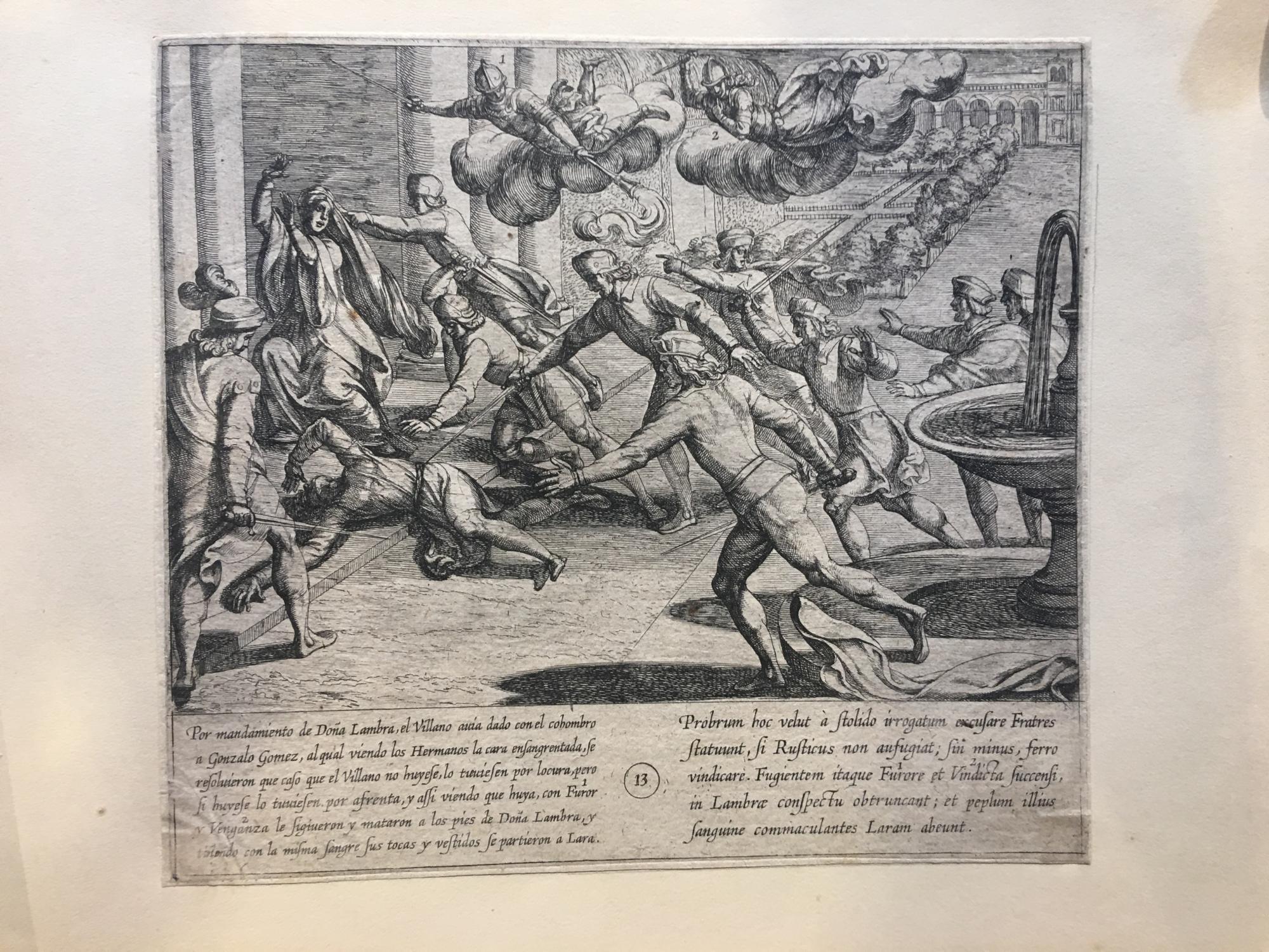 vialibri ~ rare books from 1612 page 1historia septem infantium de lara historia de los siete infantes de lara 1612 1612 philippum lisaert amsterdam (antuerpiae) 1 vol
