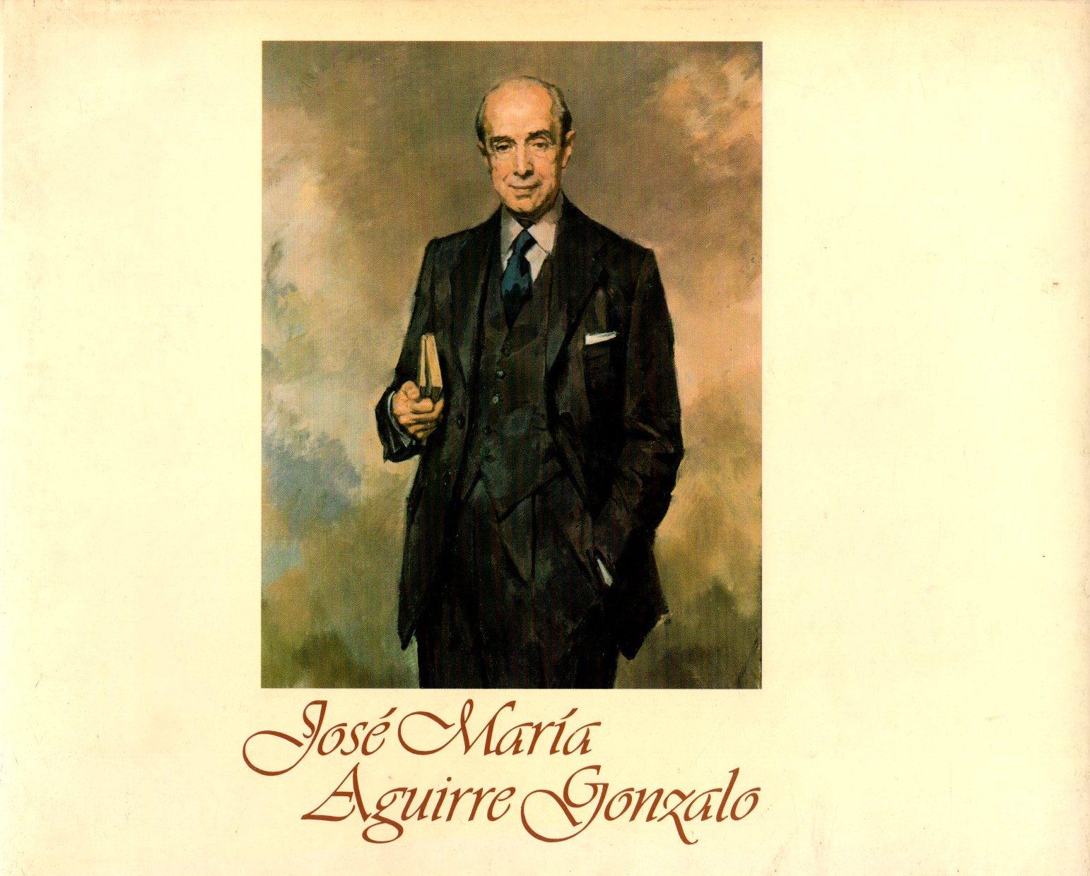 José María Aguirre Gonzalo .