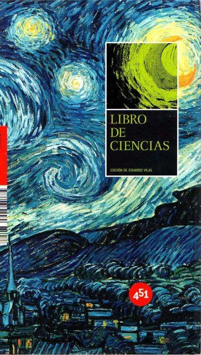 Libro de ciencias . - Vilas, Eduardo