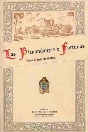 Las Bienandanzas e Fortunas Códice del siglo: García de Salazar,