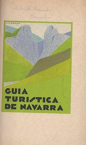 Guía turística de Navarra .