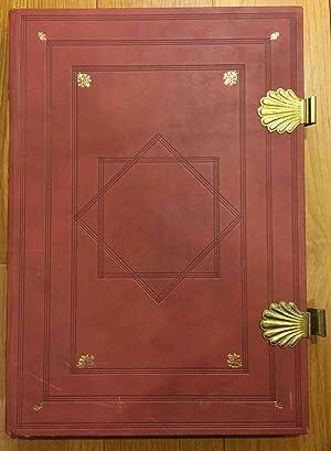 Misal de navidad de Alejandro VI. Codex Borgiano.