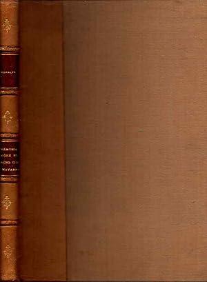 Memoria que comprende los Principios é Instituciones del Derecho Civil de Navarra. Que deben...