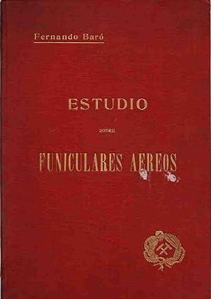 Estudio sobre el cálculo, trazado e instalación: Baró, Fernando