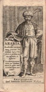 Arabia seu Arabum vicinarumqz gentium Orientalium leges.: Sionita, Gabr./Hesronita, Ioanne