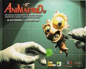 AniMadrid 07. VII Festival Internacional de Imágen