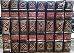 Obras completas. 8 vol. Estudio preliminar, traducción: Shakespeare, William