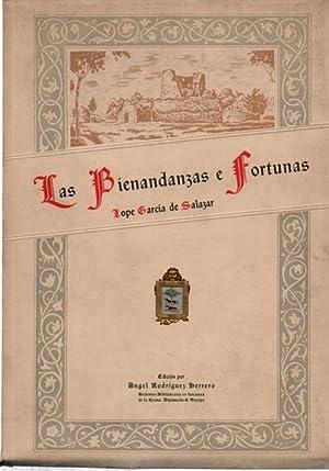 Las Bienandanzas e Fortunas. Códice del siglo: García de Salazar,