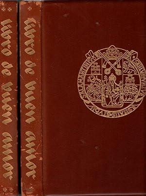 Libro de buen amor. Edición facsímil del: Ruiz, Juan