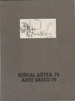 Euskal Artea 78 = Arte Vasco 78: Viar, Javier
