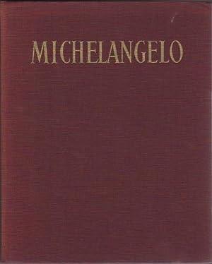michelangelo 148 tavole in rotocalco e 2 fuori testo
