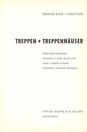Treppen + Treppenhäuser Stairs and staircases, escaliers: Gatz, Konrad /