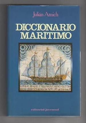 Diccionario Marítimo .: Amich, Julian