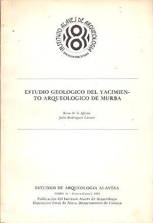 Estudio geológico del yacimiento arqueológico de Murba: Iglesia, Roda de
