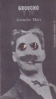 Groucho y yo .: Marx, Groucho