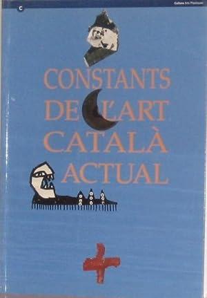 Constants de l'Art Catalá Actual Pintura-Escultura.: García, Josep Miquel