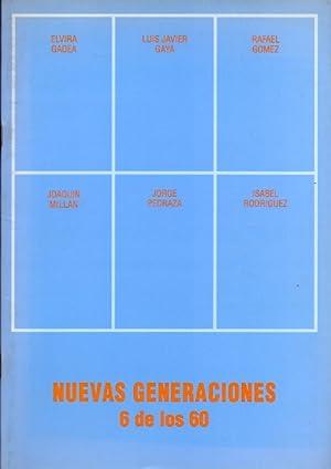 Nuevas Generaciones. 6 de los 60 Elvira