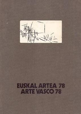 Euskal Artea 78 Arte Vasco 78 Lehenari: Viar, Javier
