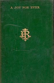 A Joy for Ever (And its Price: Ruskin, John