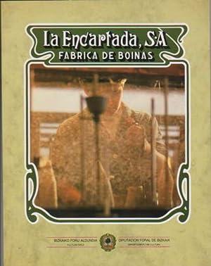 La Encartada, S.A. Fábrica de boinas.: López García, José