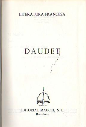 Obras estelares. El Nabab / Jack /: Daudet, Alfonso (Traducciones