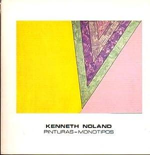 Pinturas - Monotipos .: Noland, Kenneth