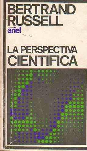 La Perspectiva Cientifica .: Russell, Bertrand